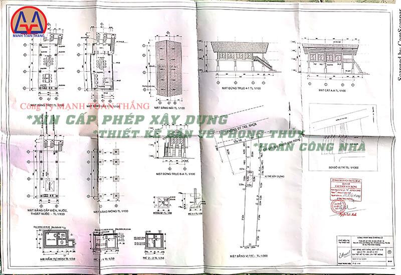 Thời gian xin giấy phép xây dựng tại Thủ Dầu 1, Bình Dương
